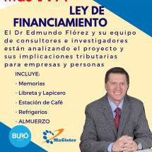 LEY FINANCIAMIENTO